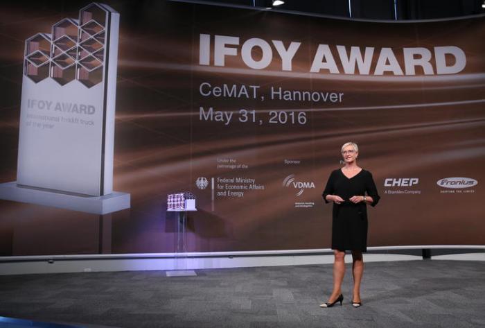 IFOY Award Ceremony 2016