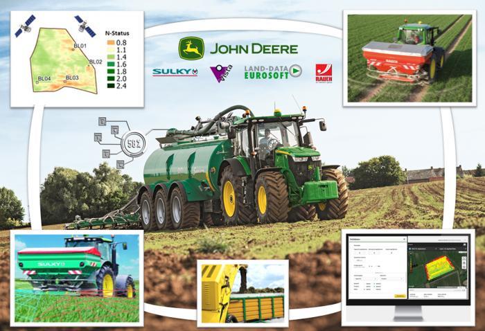 Connected Crop Protection mit Pflanzenschutz-Anwendungs-Manager