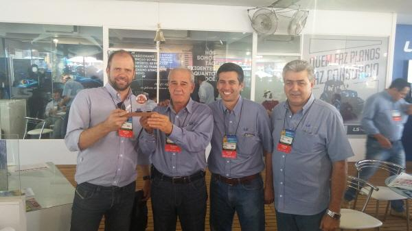 LS tractor awarded Tractor of the Year 2015 in Brazil