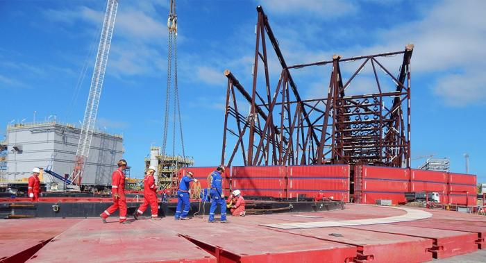 Countdown for P-76 FPSO integration