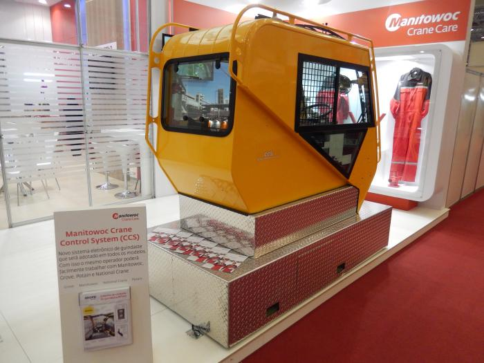 Manitowoc brings latest innovations to M&T EXPO 2015