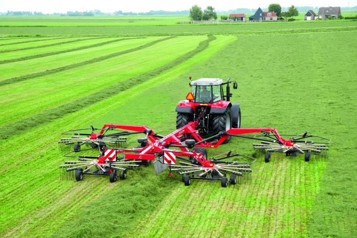 Massey Ferguson präsentiert sich auf der Agritechnica erstmals mit Programm zur Grünfutterernte