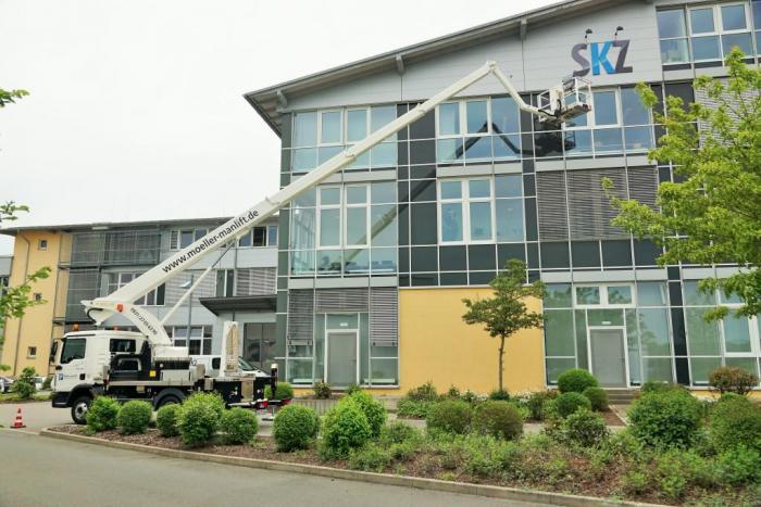 Möller Manlift expandiert mit Palfinger Hubarbeitsbühnen