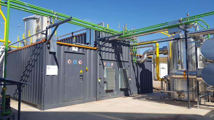 Mit einer Betriebszeit von insgesamt mehr als 80.000 Stunden erreichen die Aufbereitungs Anlagen von ETW eine Verfügbarkeit von über 99 Prozent.