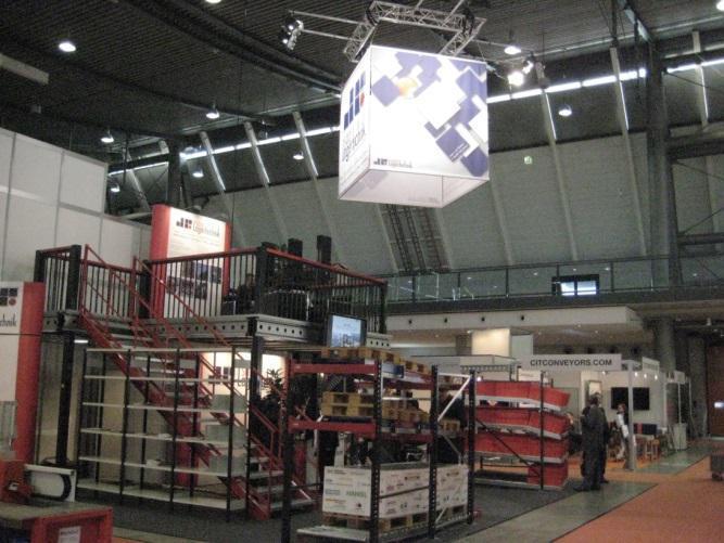 LogiMAT 2016: Saar Lagertechnik GmbH