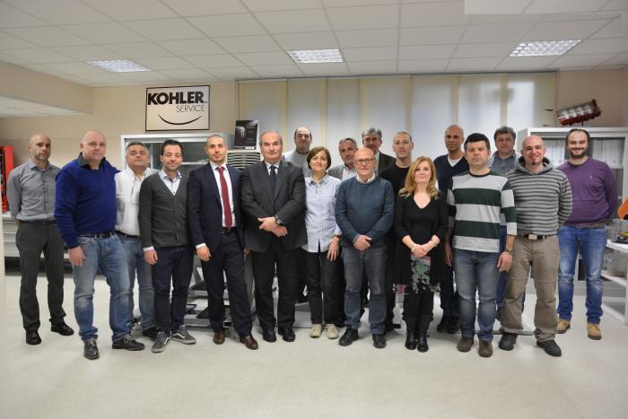 Kohler Engines:  Service 2.0