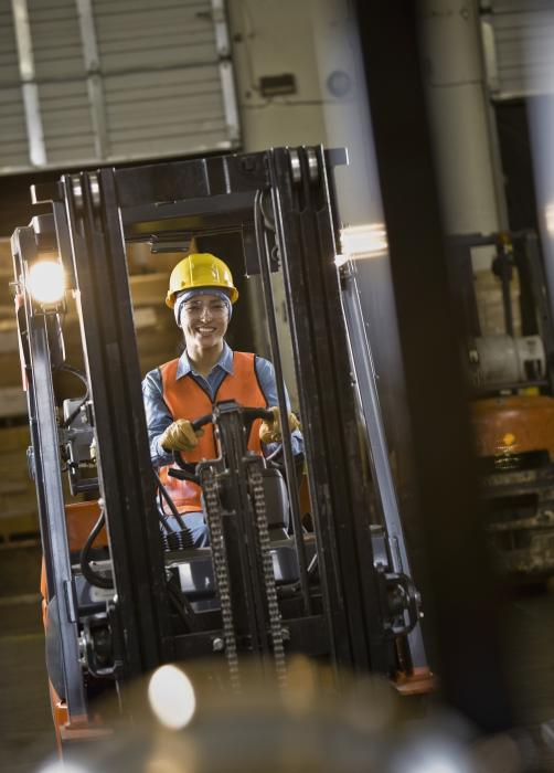 Women and young people prove to be among best in logistics industry