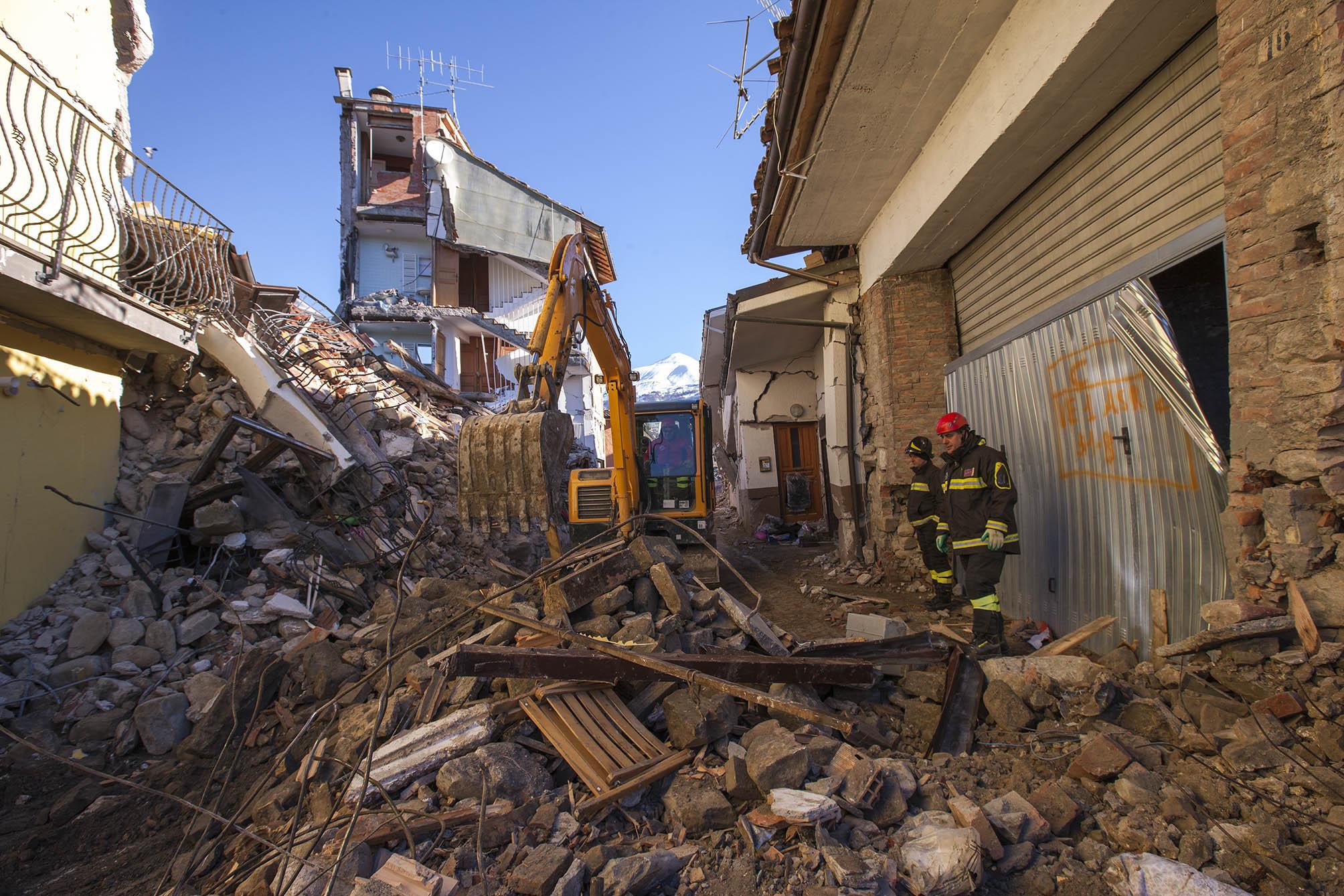 Hyundai Heavy Industries unterstützt Wiederaufbau nach dem Erdbeben in Italien