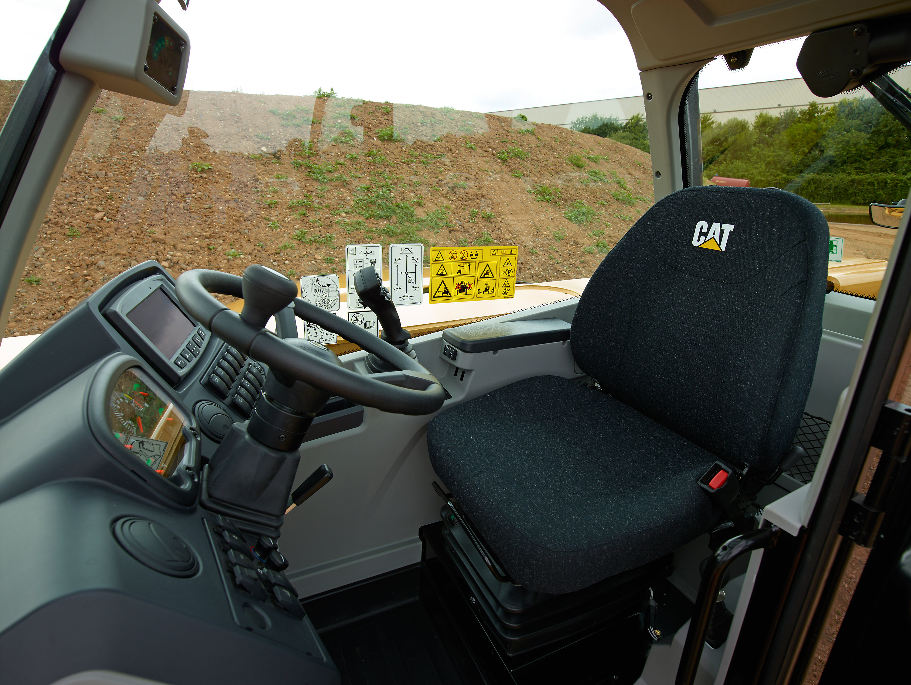 Cat® TH514D Telehandler