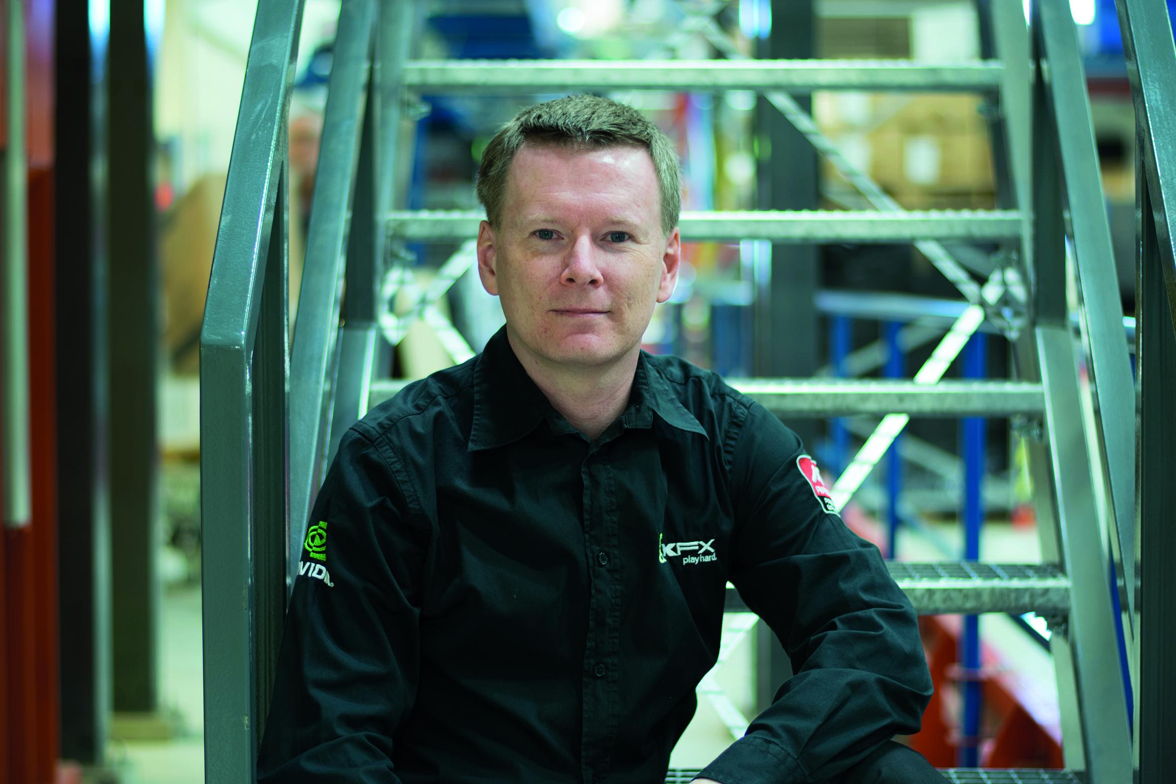 Magnus Gustafsson Technical Manager Exertis CapTech