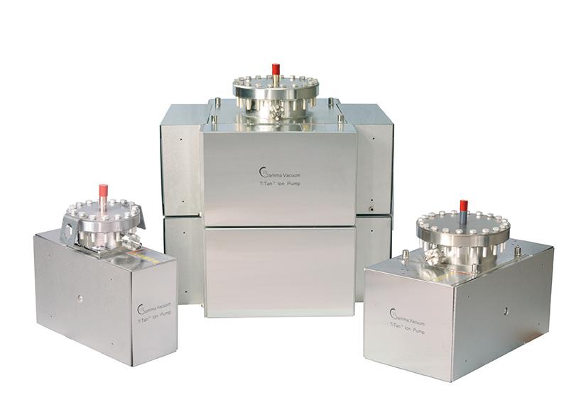 TiTAN Ion Getter Pump
