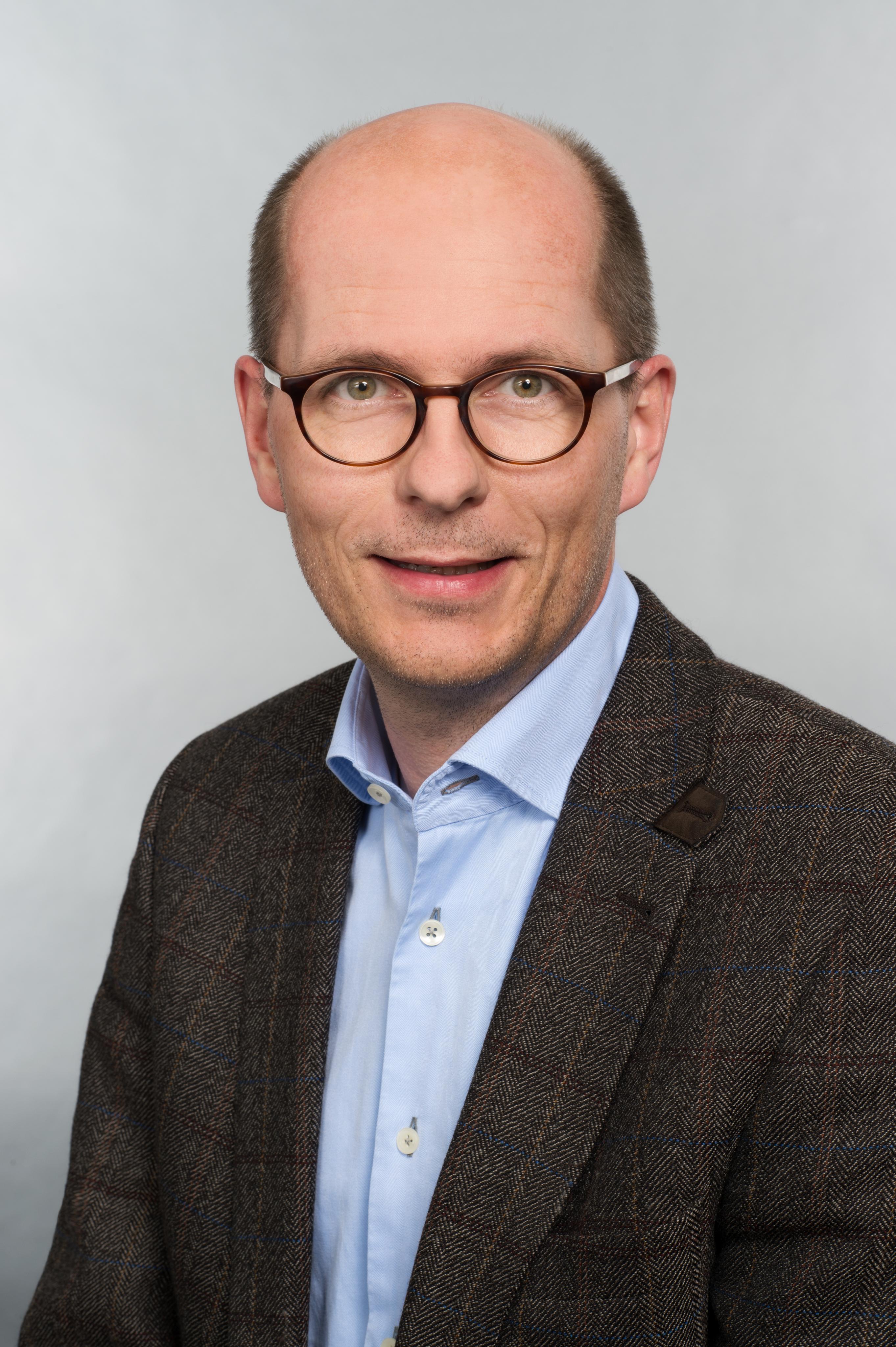 """Andreas Velten, Direktor bei der MOBA Mobile Automatisierung AG: """"Die Messe ist bekannt für ihre Praxisnähe und bietet mit dem diesjährigen 63.000 m² großen Außengelände der Karlsruher Messe die optimale Fläche für eindrucksvolle Live- Demonstrationen."""