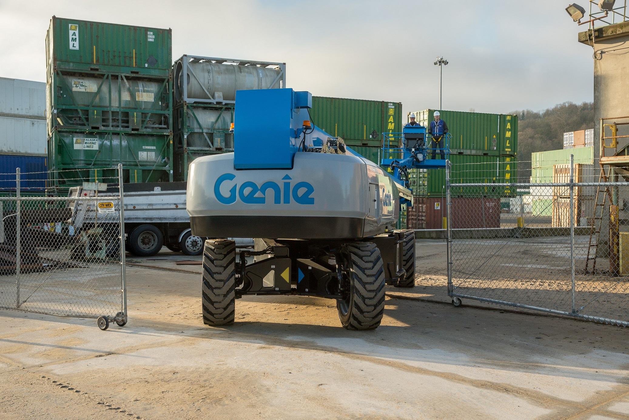 Genie mit neuer Xtra Capacity™ sowie Hybrid- und Elektro- Arbeitsbühnen auf der APEX