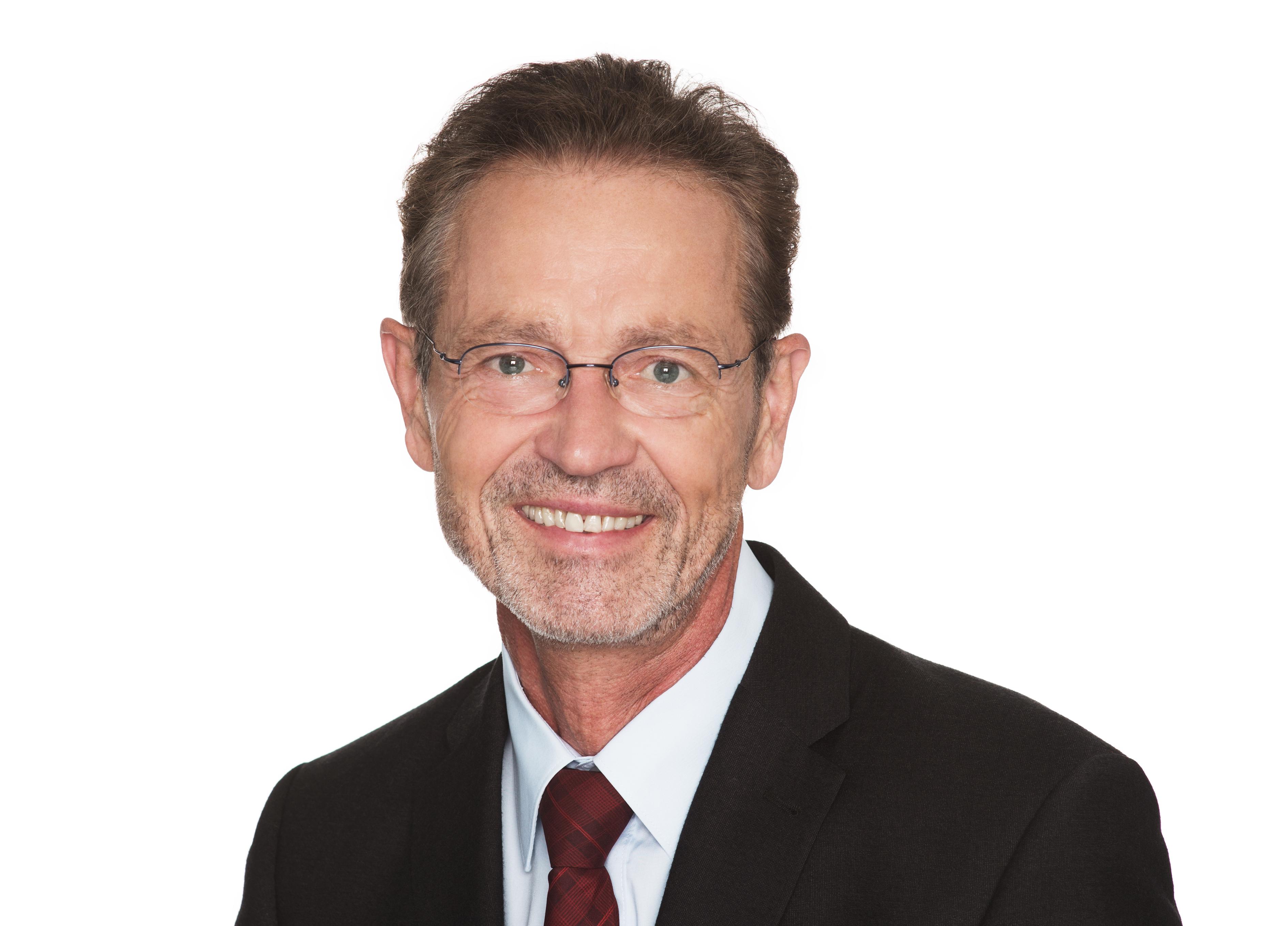 """Karl Friedrich Hauri, Geschäftsführer der Kramer-Werke GmbH: """"Auf der TiefbauLive können sich die Messebesucher bei praktischen Vorführungen ein Bild von unseren innovativen Maschinen machen."""""""