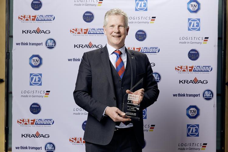 Andreas Schmitz, Vorstandsvorsitzender Schmitz Cargobull AG, Foto: VerkehrsRundschau/Jan Scheutzow