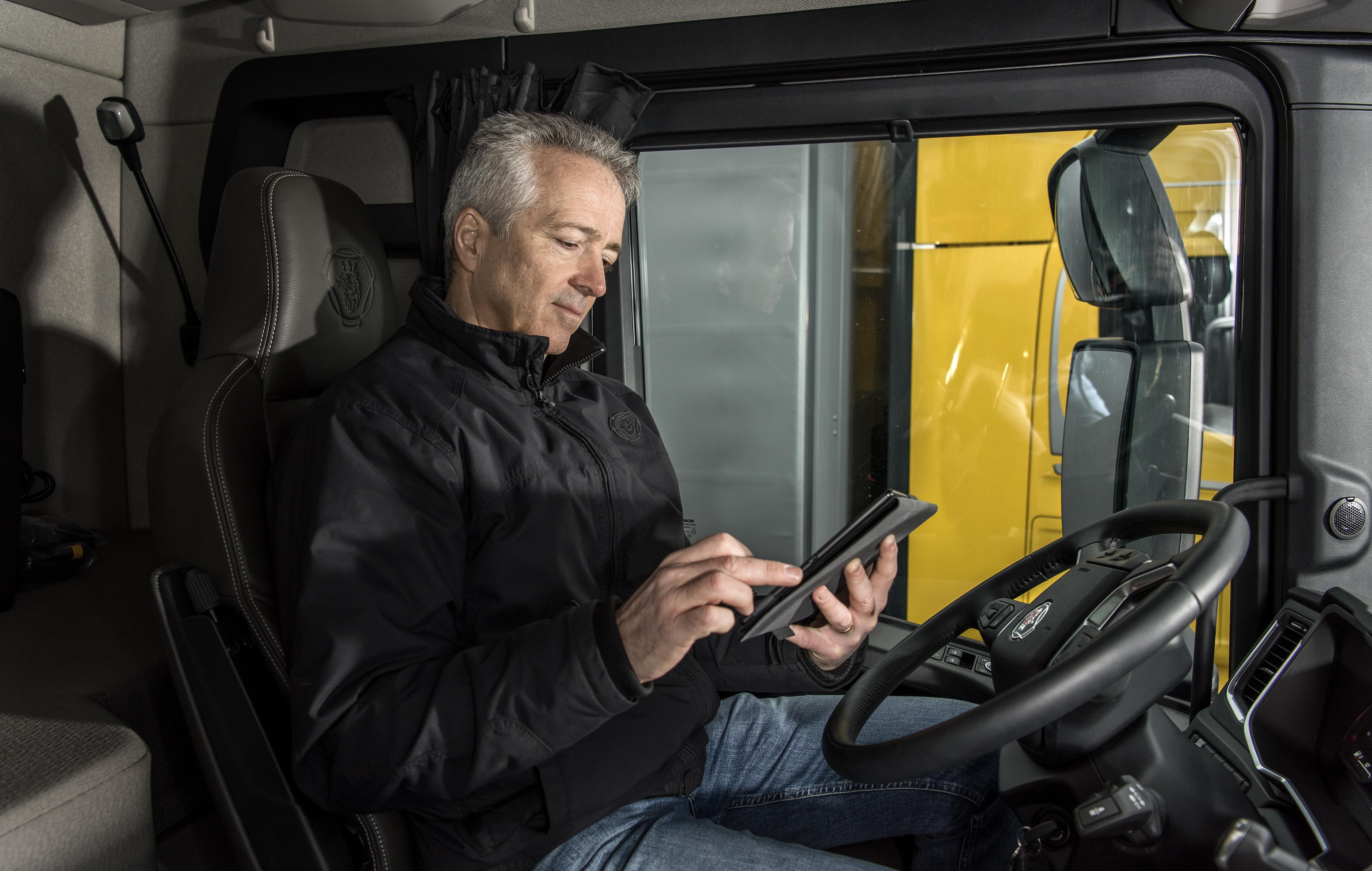 Vorschau: Scania auf der transport logistic 2017