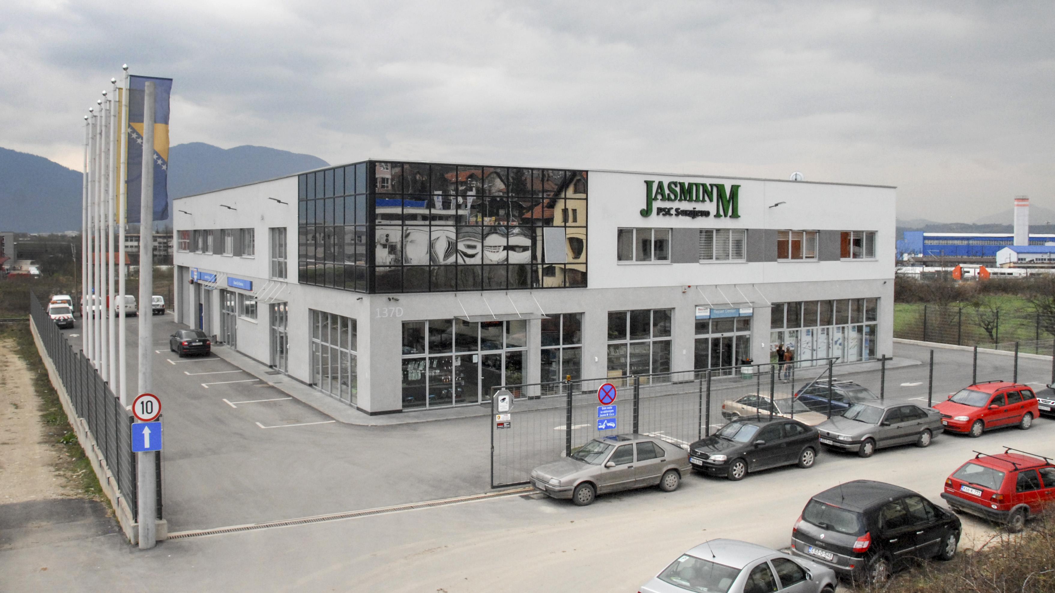 JasminM, Sarajevo