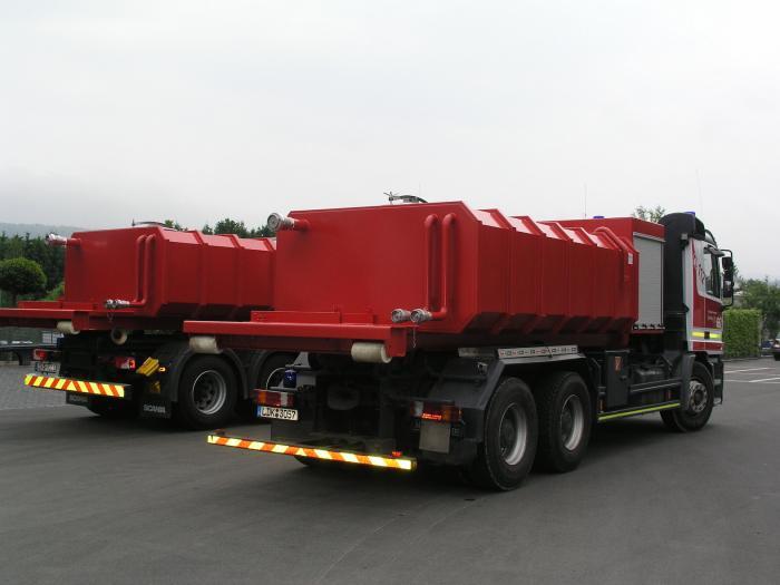 Löschwasser-Container GREIS