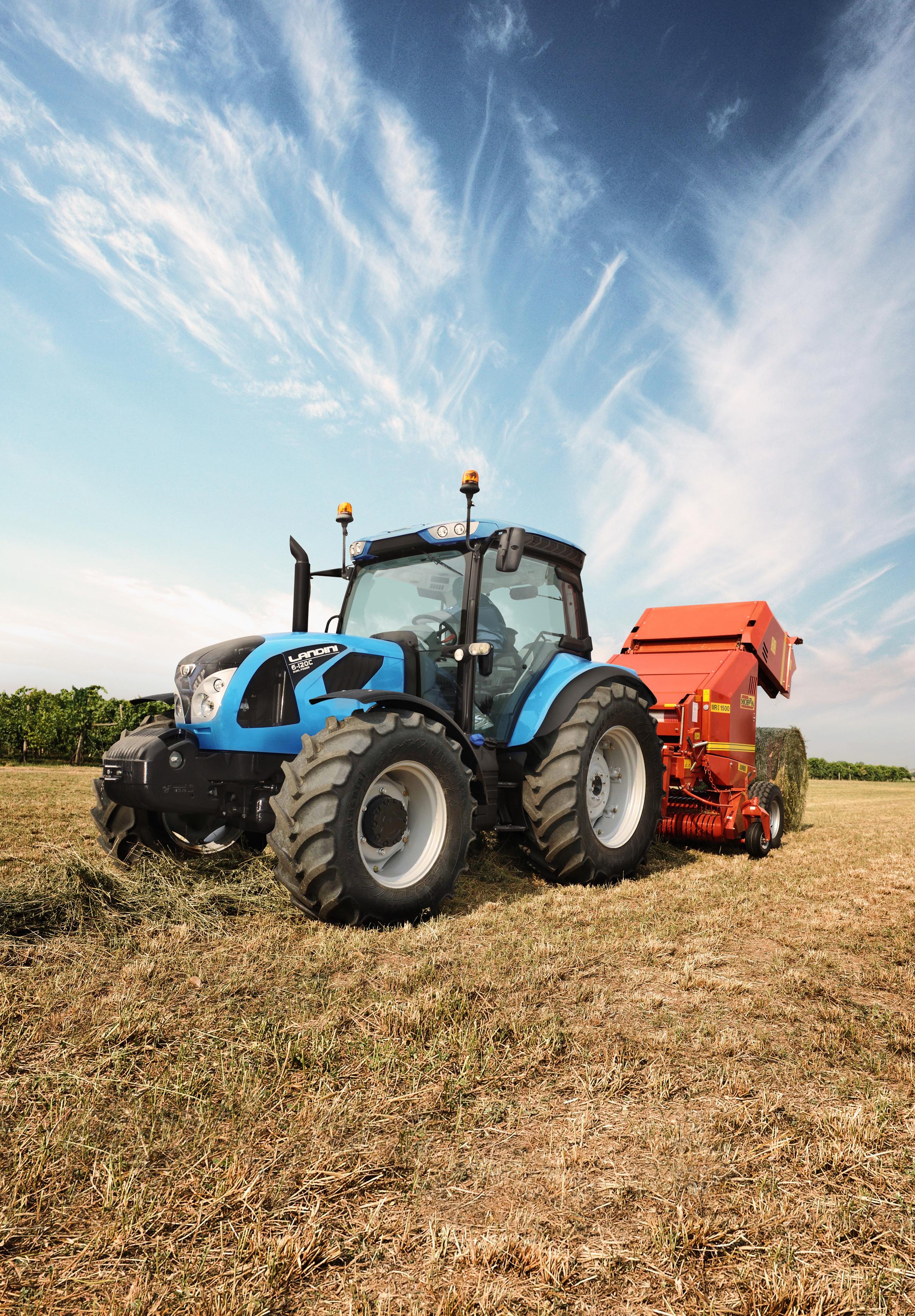 Landini Serie 6C campo, Argo Tractors Spa