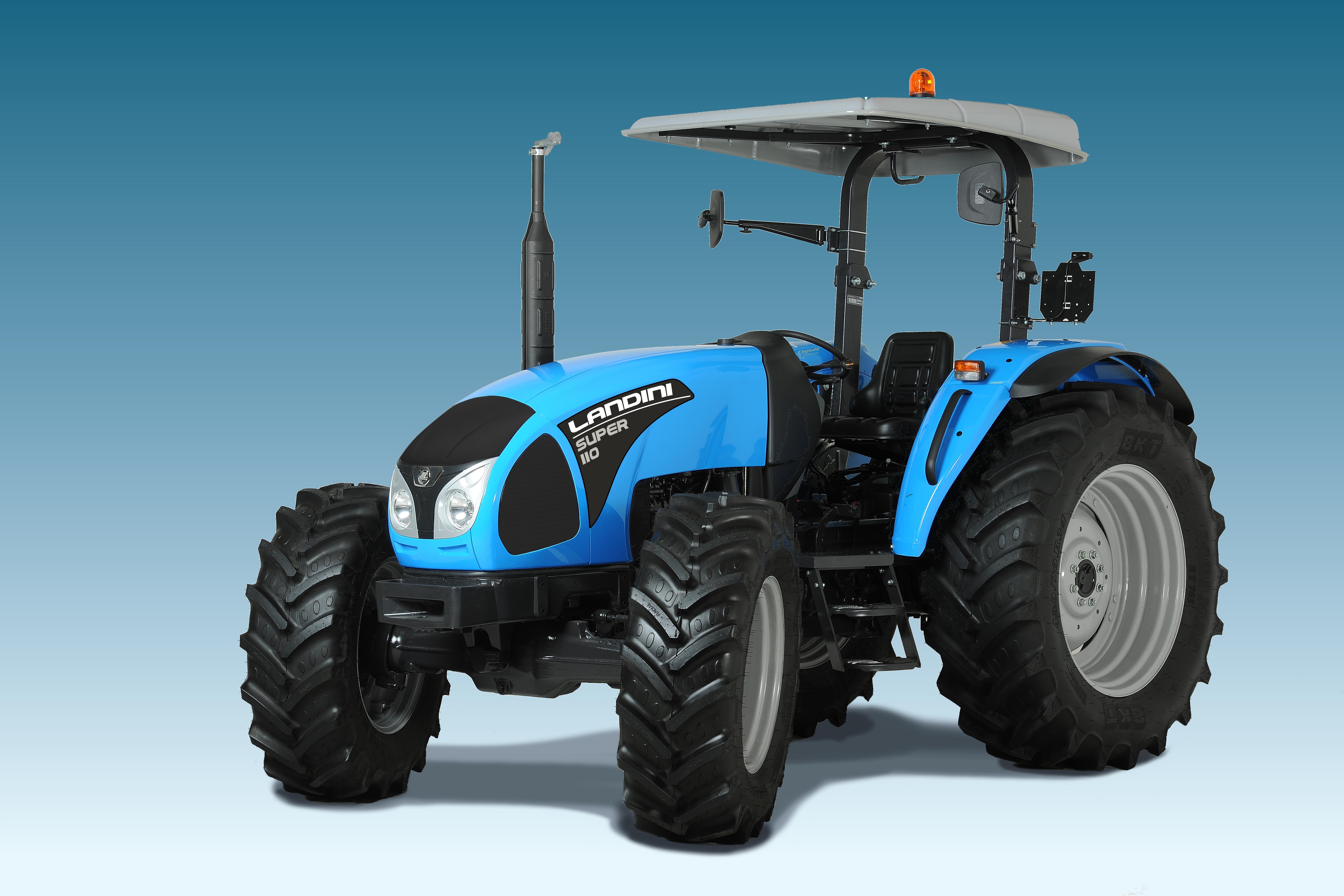 Landini Serie Super, Argo Tractors Spa