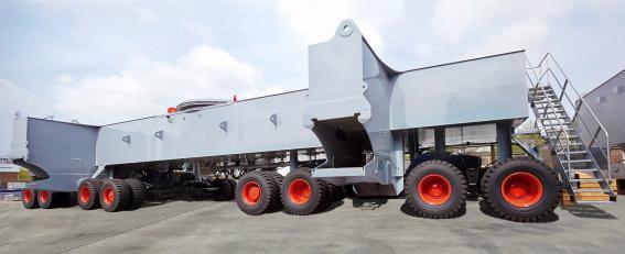 Terex port solutions liefert zwei weitere hafenmobilkrane - Terex material handling port solutions ag ...