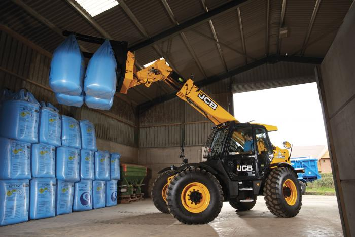 NEW ADDITIONS GIVE JCB LOADALL RANGE INDUSTRY BEST COVERAGE
