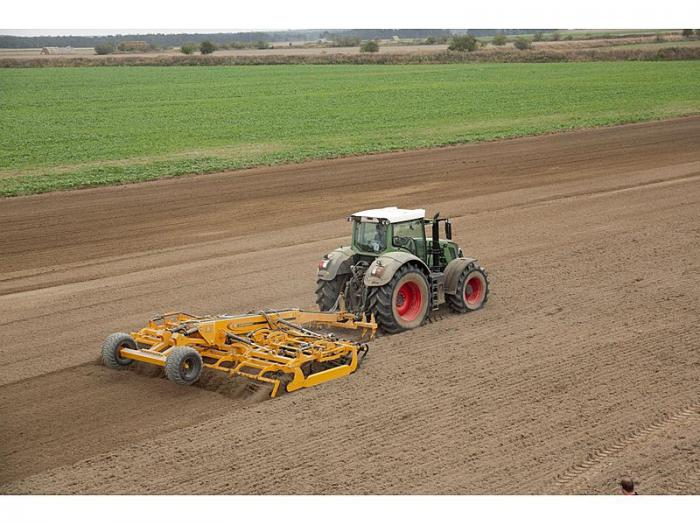 New seedbed cultivator : the Vibrogerm !