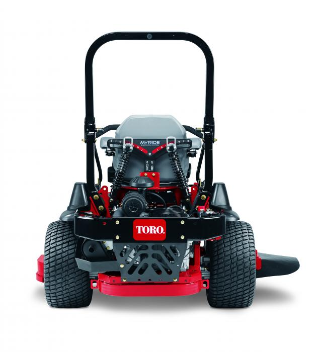 Toro Introduces New MyRIDE™ Suspension System on Select Z Master® Mowers
