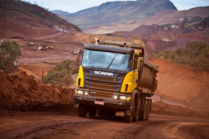 Scania zeigt umfangreiches Produktangebot auf der BAUMA 2016