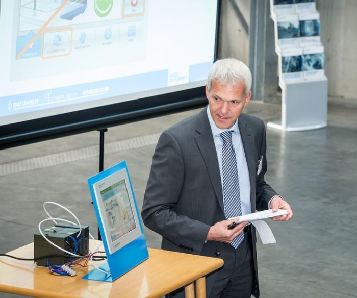 Ralf Lehmkühler, Senior Sales Manager, BEUMER Group.