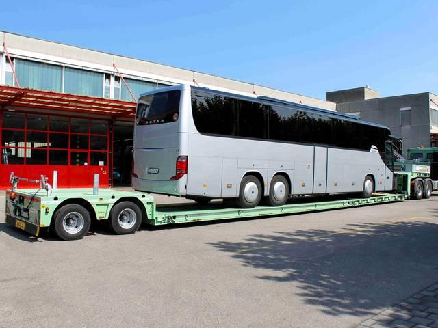 DOLL und FABAG gemeinsam auf der transport-CH