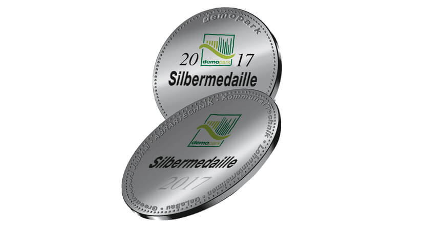 demopark Neuheiten-Wettbewerb 2017: Silbermedaille für den Aufsitzmäher mit Fernsteuerung von AS-Motor Bildnachweis: AS-Motor Germany GmbH & Co. KG