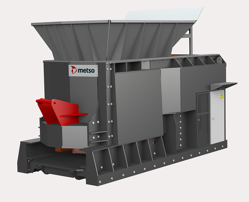 Metso N-Series Box Shear (NBS)
