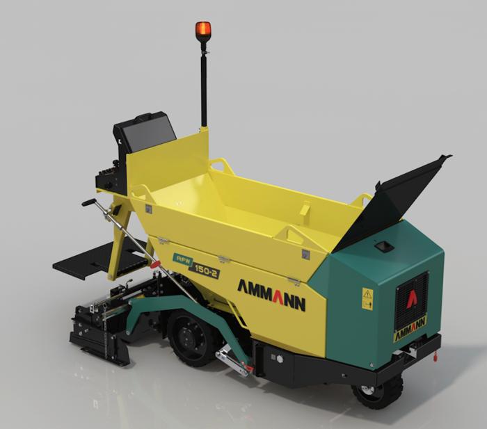 Ammann Mini-Fertiger AFW 150-2