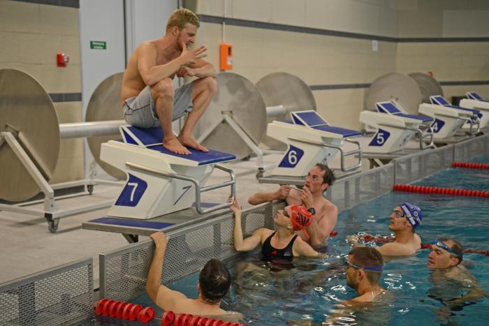 Steffen Deibler gibt den STILL Triathleten  Empfehlungen für das Training.