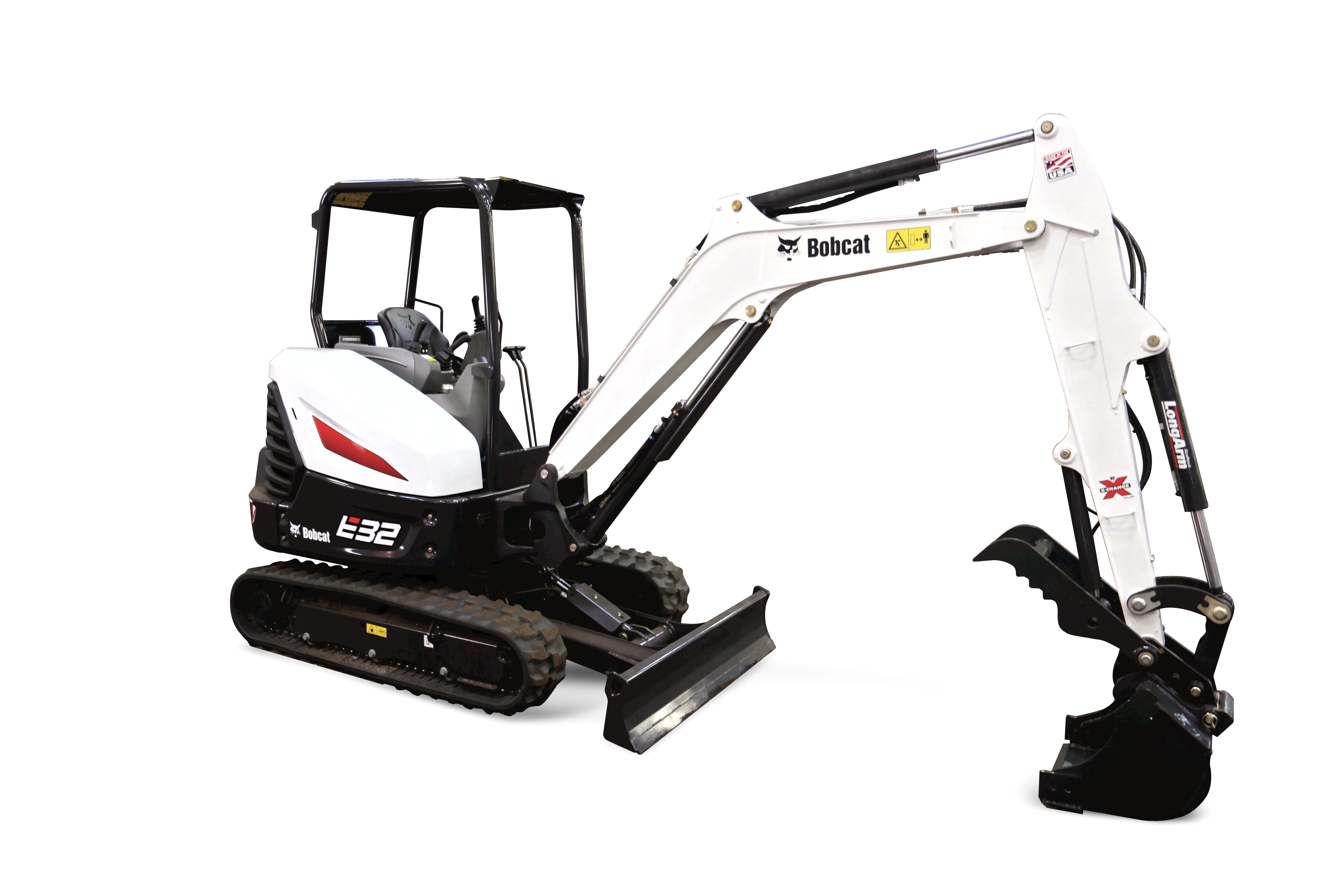 Bobcat E32 R-Series