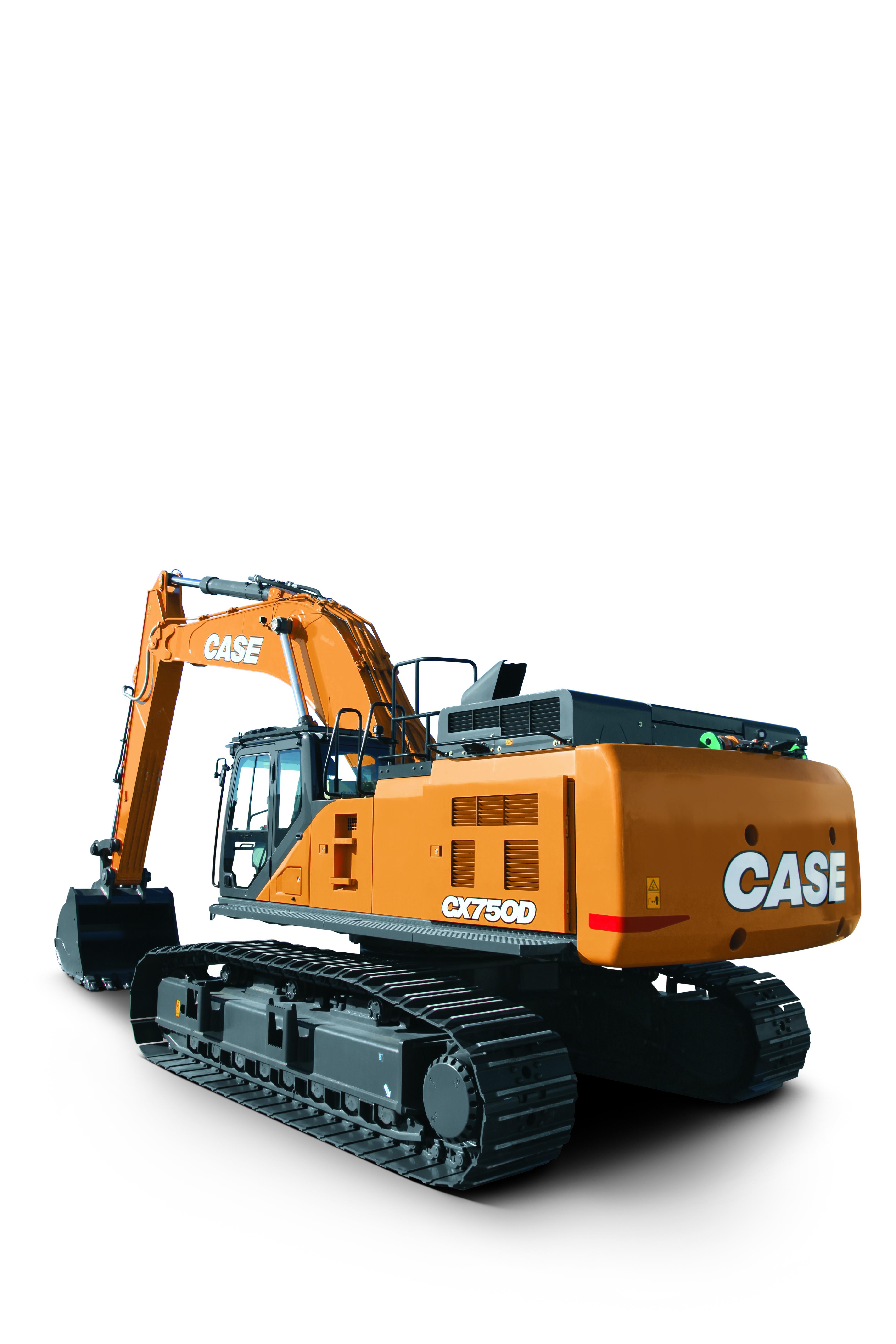 CASE CX750D