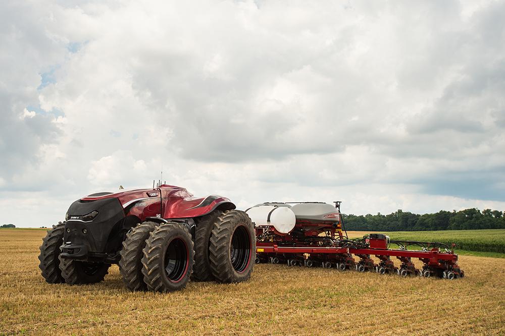 Autonome Traktoren weisen den Weg in die Zukunft: mehr Effizienz und bessere Arbeitsbedingungen in der Landwirtschaft