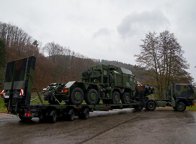 DOLL – Ein Mobilitätsgarant für die Deutsche Bundeswehr