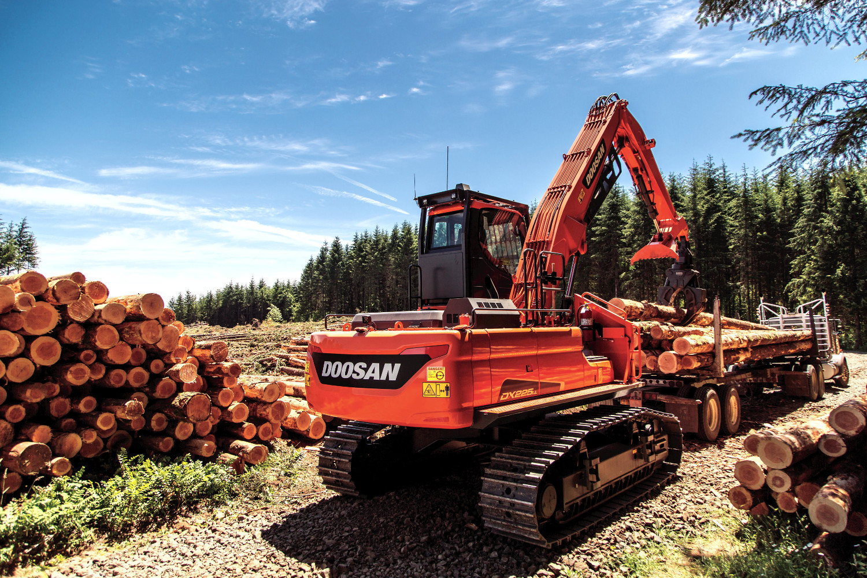 Doosan DX225LL-5
