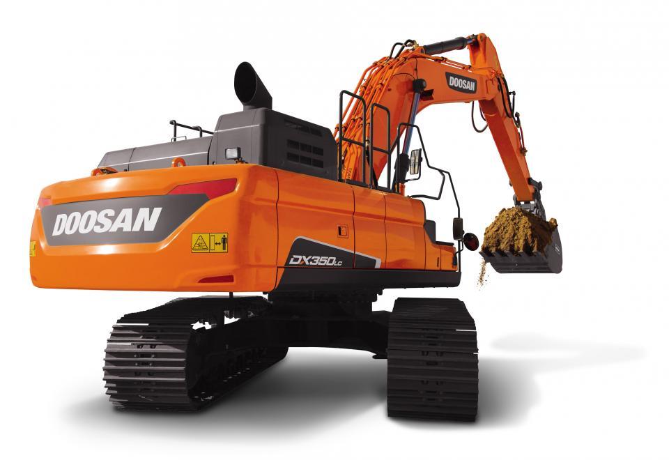 Doosan DX350LC-5