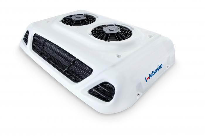 Mit der Frigo Top 35 Multi-Temperature können Kunden Temperaturen von minus 20 bis plus 20 Grad Celsius exakt nach ihren Bedürfnissen einstellen – auch für unterschiedlich kühlbedürftige Waren.