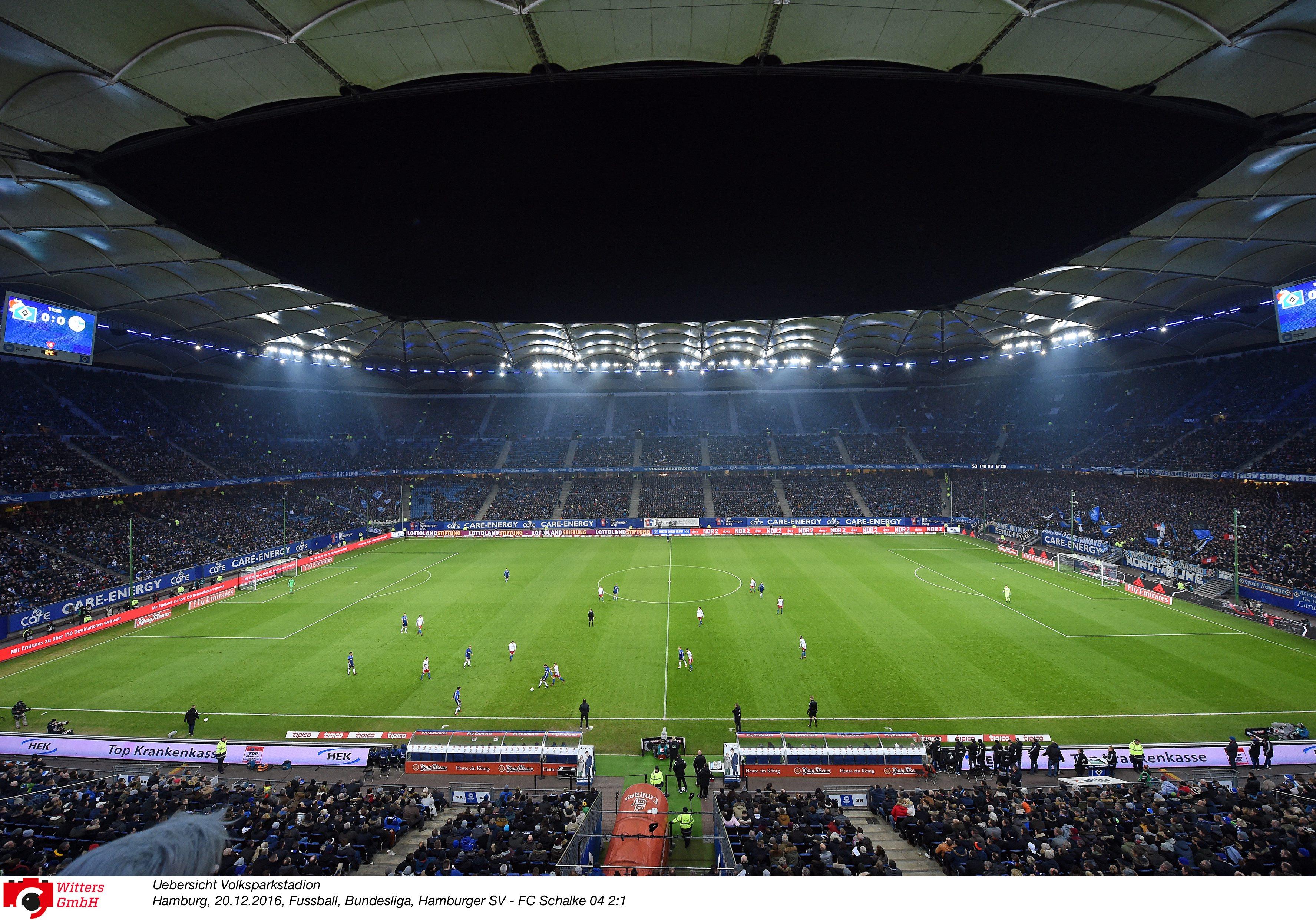 Die aktuelle Erstligamannschaft des HSV wird von Hyundai als Sponsor unterstützt.