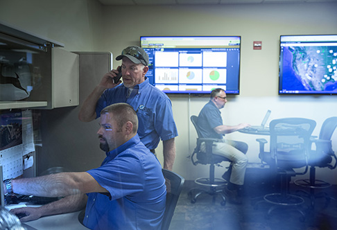 Machine Health Monitoring Center