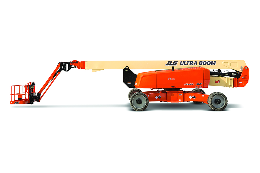JLG brings world's tallest articulating boom lift to CONEXPO