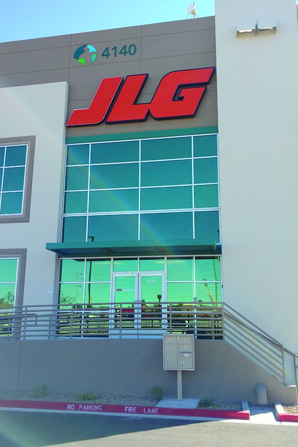 JLG to open parts distribution center in Las Vegas