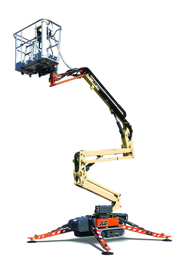 JLG X430AJ Compact Crawler Boom