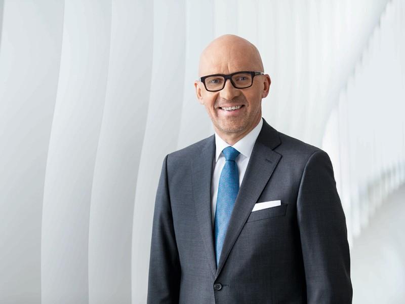 Klaus Dittrich, Vorsitzender der Geschäftsführung