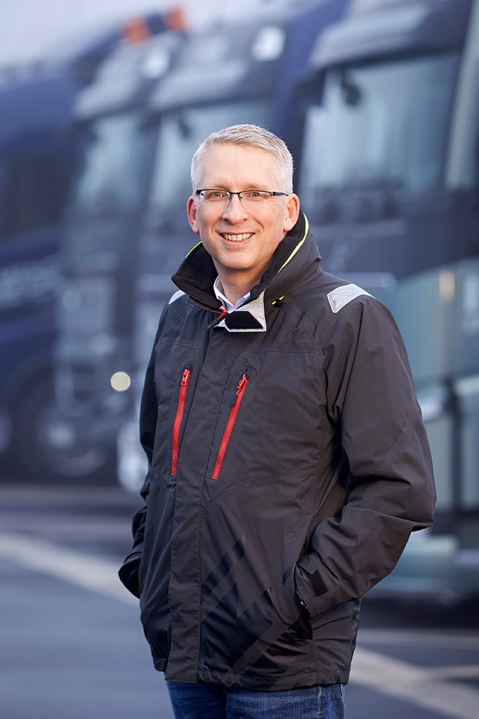 Lars Mårtensson, Director Environment & Innovation, Volvo Trucks