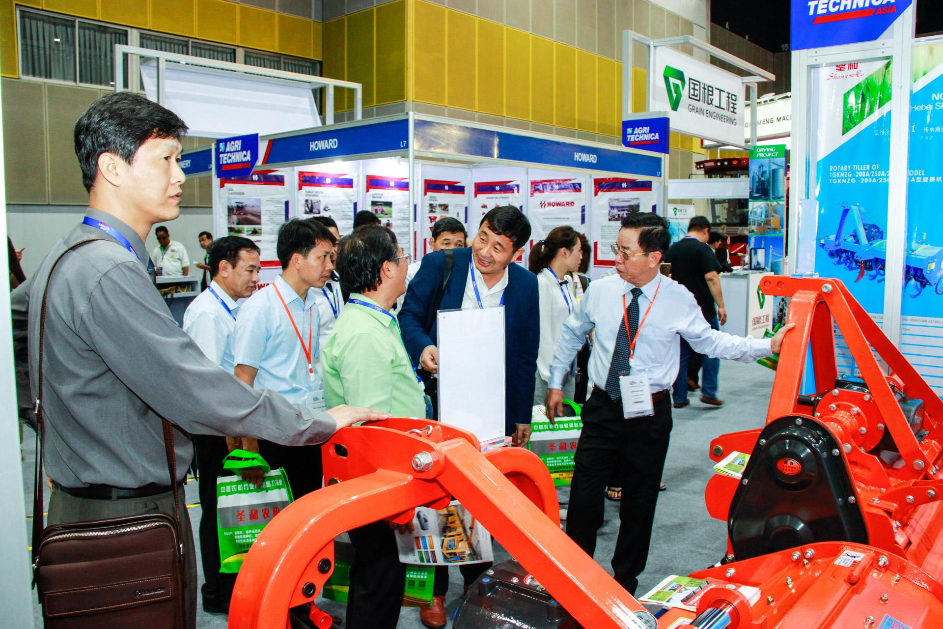 Agritechnica Asia mit erfolgreicher Premiere